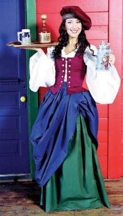 aca19c5ace8 Serving Wench  Renaissance Costumes
