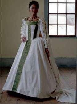 Eleanora Of Toledo Wedding Gown