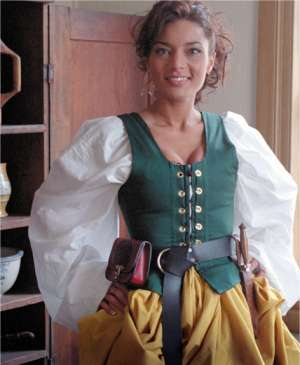 5c8c9ce6345 Kitchen Wench  Renaissance Costumes